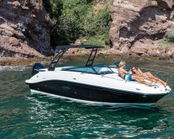 Sea Ray Sun Sport 230 OB Europe Vorschaubild 3