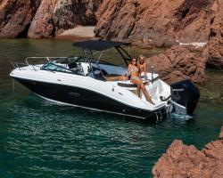 Sea Ray Sun Sport 230 OB Europe Vorschaubild 5
