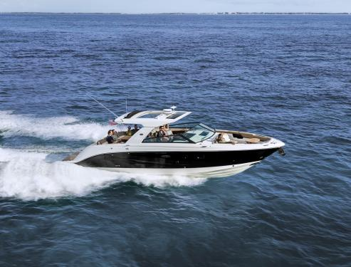 Sea Ray SLX 400 US