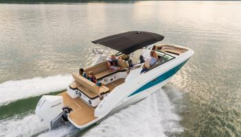 Sea Ray SDX 250 OB US