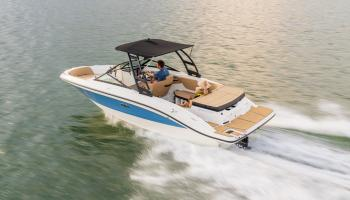 Sea Ray SPX 210 US