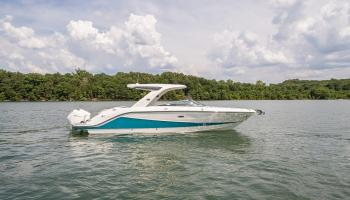 Sea Ray SLX 310 OB US