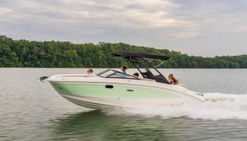 Sea Ray SDX 270 US