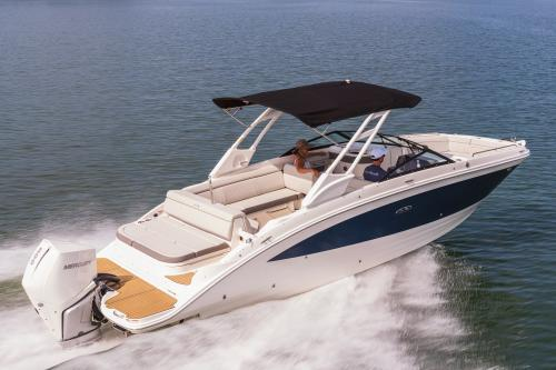 Sea Ray SDX 270 OB US