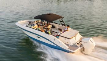 Sea Ray SPX 230 OB US