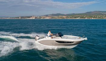 Sessa Key Largo 24 Restyled