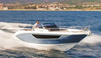 Sessa Key Largo 27 Restyled