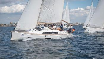 Dufour 382 Grand Large - Overall Winner Yates Mallorca Cup 2019