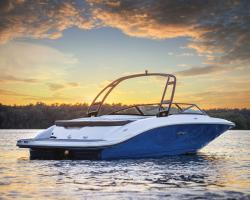 Sea Ray SPX 210 Europe Vorschaubild 7